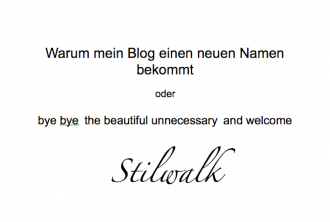 Neuen Namen, Stilwalk, Fashionblog, Beautyblog, Lifestyleblog