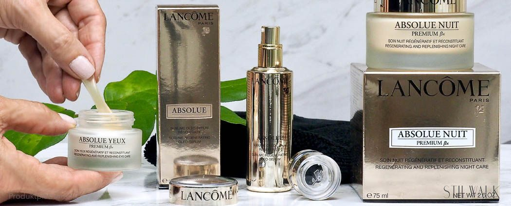 Goldene Zeiten mit Lancôme Absolue & neuer Spannkraft für die Haut