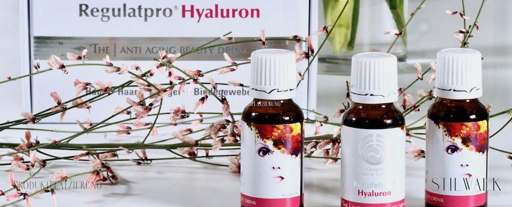 Regulatpro Hyaluron der Schöngeist aus dem Fläschchen