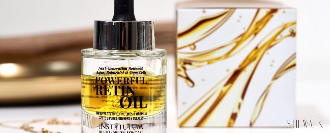 Powerful Retin-Oil - das Gold für deine Haut