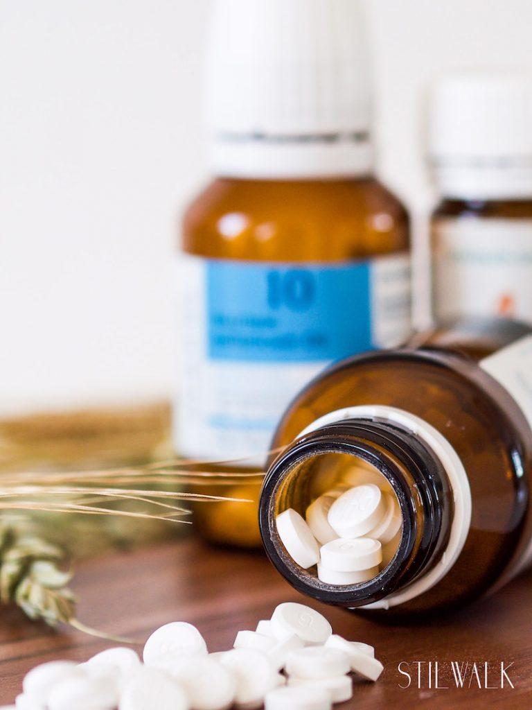 Schüssler Salze ersetzen sehr oft die Chemiekeule. Genauso wie Globoli und Bachblüten Produkte.